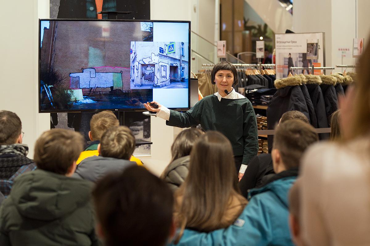 Albina Motor - Uniqlo public talk